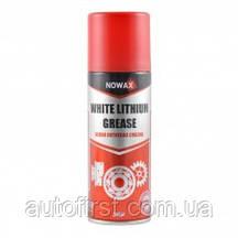Белая литиевая смазка NOWAX 200мл