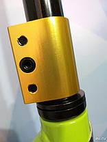EXPLORE CROSS самокат трюковий колеса метал 110мм HIC 2 кольори трюкової, фото 3