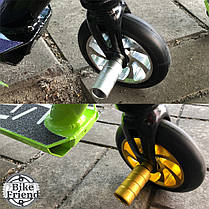 EXPLORE CROSS самокат трюковий колеса метал 110мм HIC 2 кольори трюкової, фото 2
