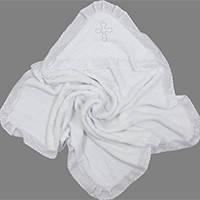Крыжма для крещения с вышивкой (Махра)