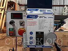 Zenitech BFM 35 Vario L с автоподачей фрезерный станок по металлу фрезерний верстат зенитех бфм 35 л варио, фото 3