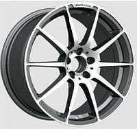 Литые диски Replica Mercedes (MR528) R18 W8.5 PCD5x112 ET48 DIA66.6 (GMF)