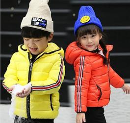 Детские курточки осень - весна