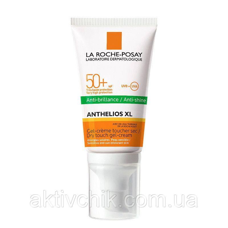 La Roche-Posay Anthelios XL Gel-Crema SPF50+  Гель-крем матирующий без парфюмерных отдушек