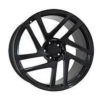 Литые диски Vissol F-906 R22 W10.5 PCD5x120 ET45 DIA72.6 (satin black)