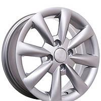 Литые диски Storm BKR-059 (Kia) R14 W5.5 PCD4x100 ET40 DIA54.1 (silver)