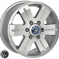 Литые диски Replica Mercedes (BK562) R16 W7 PCD5x130 ET60 DIA89.1 (BP)