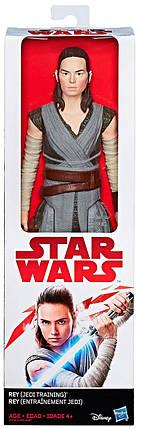 Фигурка Рей Hasbro 30 см Star Wars Звездные войны, фото 2