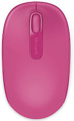 Microsoft Wireless Mobile Mouse 1850 [Magenta Pink]