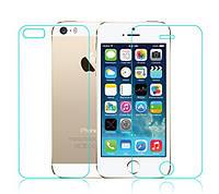 "Защитное стекло 2in1 ProGlass 0,26mm 2,5D для Apple iPhone 6/6S (4,7"") переднее + заднее"