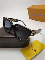 Солнцезащитные очки Louis Vuitton 96006 чёрный