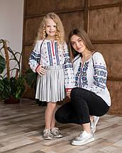 Вишиванки для мами, доньки та сина Борщівка, фото 3
