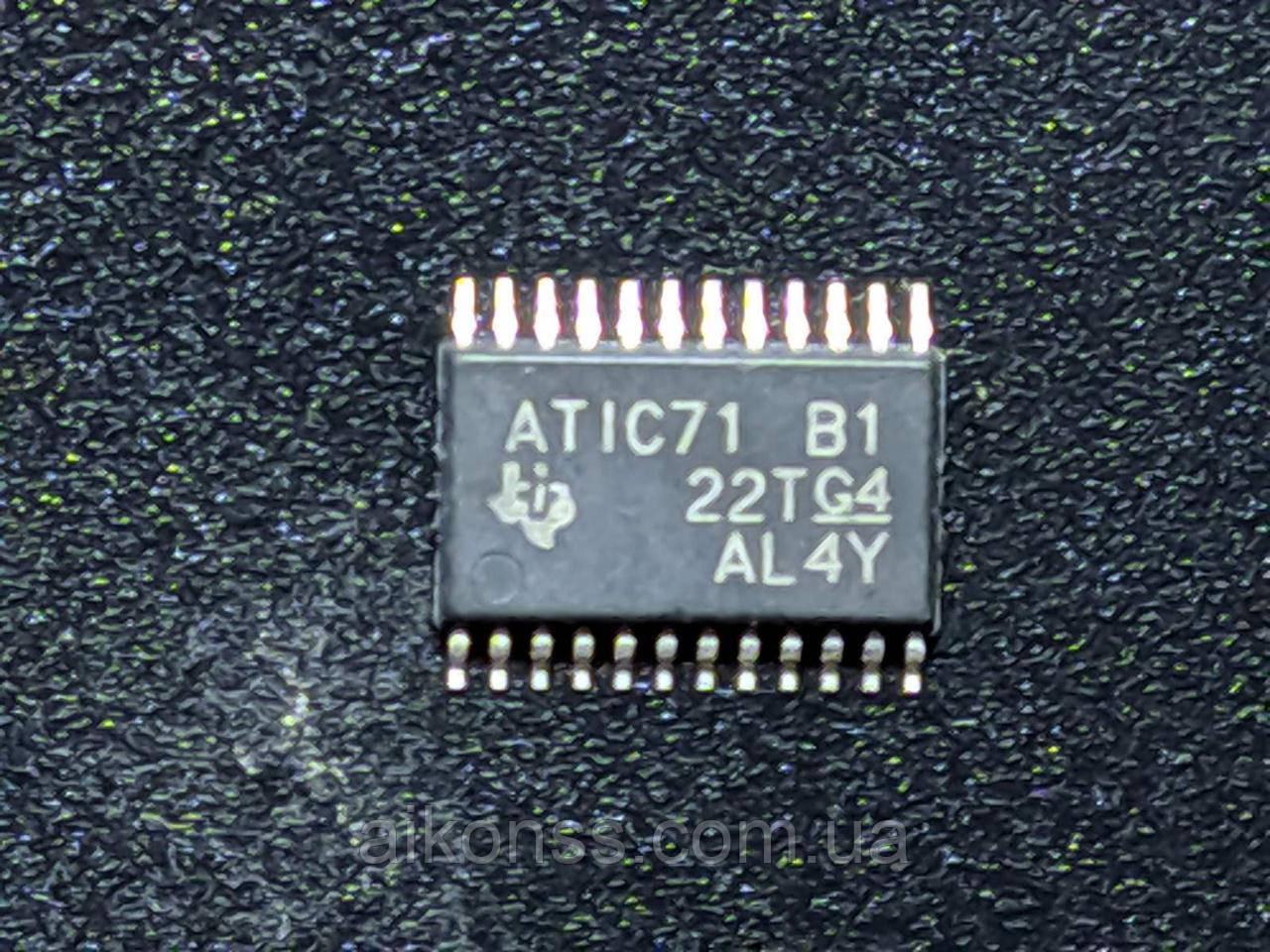 Мікросхема ATIC71 B1 для BMW 5 серії / драйвер управління запалювання