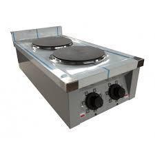 Плита электрическая кухонная настольная ЭПК-2 Эталон