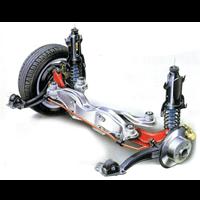 Запчасти подвески оси / системы подвески / колеса