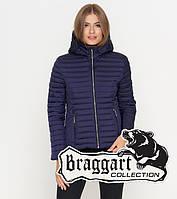Braggart Youth   Куртка весенняя женская 25093 синяя