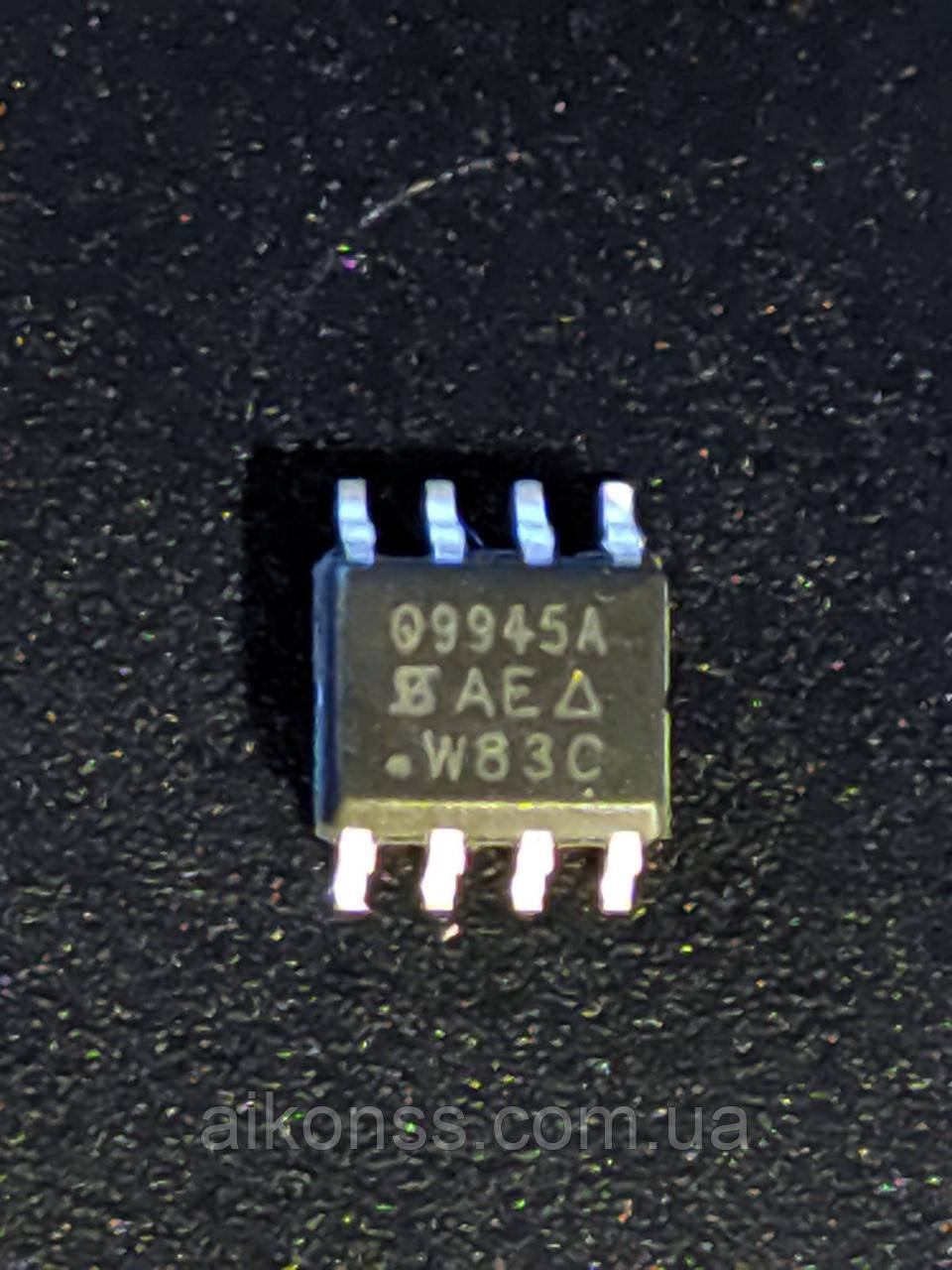Мікросхема SIQ9945A Q9945A для Delphi MT20U / MT20U2 чіп уприскування палива
