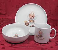 Набор детской посуды Cmielow Wonder 6503T06E2B121