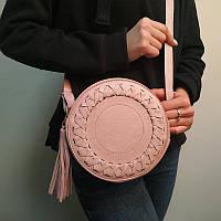 """Женский клатч """"Диего Light pink"""", фото 1"""