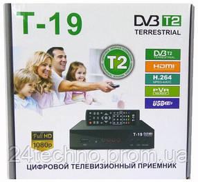 Цифровой ресивер LORTON Т2 Family T-19HD
