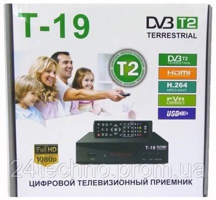 Цифровой ресивер LORTON Т2 Family T-19HD, фото 2