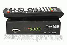 Цифровой ресивер LORTON Т2 Family T-19HD, фото 3