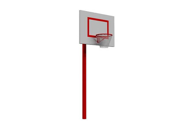 Баскетбольна стойка уличная Kidigo, фото 2