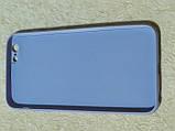 Накладка   Silicon Cover full   для    iPhone  6  Plus   (фиолетовый) Copy, фото 2