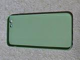 Накладка   Silicon Cover full   для    iPhone  6  Plus   (мятный) Copy, фото 2