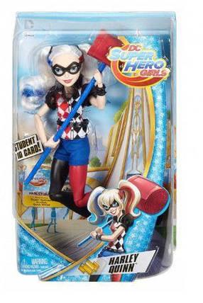 Кукла Харли Квинн Mattel DC Super Hero Harley Quinn, фото 2