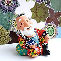 """Керамический сувенир """"Бабайчик"""". Узбекистан, фото 1"""