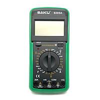 Мультиметр BAKKU BK-9205A Измерения: V, A, R