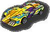 Screechers Wild! Хантер Hunter S2 L3 Машинка-трансформер EU684501
