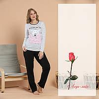Трикотажная пижама Штаны футболка с рукавами Т 21900