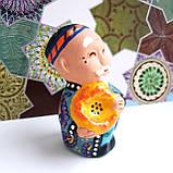 """Керамический сувенир """"Бабайчик"""". Узбекистан, фото 2"""