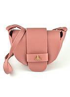 Клатч розовый 18х16х7см Арт 8304-5