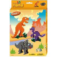 Набор для творчества HAMA Динозавры (3434)