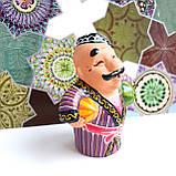 """Керамический сувенир """"Бабайчик"""". Узбекистан, фото 3"""