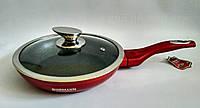 Сковорода з литого алюмінію Bohmann BH 1009-26 MRB, фото 1