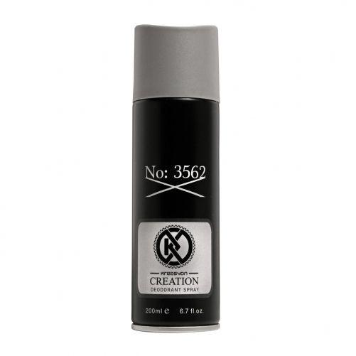 Чоловічий дезодорант-спрей Fon cosmetics №3562 Kreasyon Creation  200 мл (3523004)