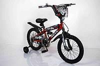 Детский двухколесный велосипед  (от 5 лет) на 16 дюймов  NEXX BOY