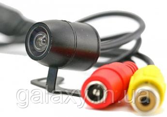 Камера заднього огляду 170 градусів кольорова з розміткою для паркування E300