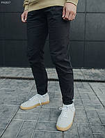 Штаны мужские чинос серые Staff dark gray FFK0037