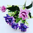 Искусственный букет- роза.Роза декоративная ( 32 см), фото 5