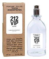 Carolina Herrera 212 VIP Women - Tester 67ml