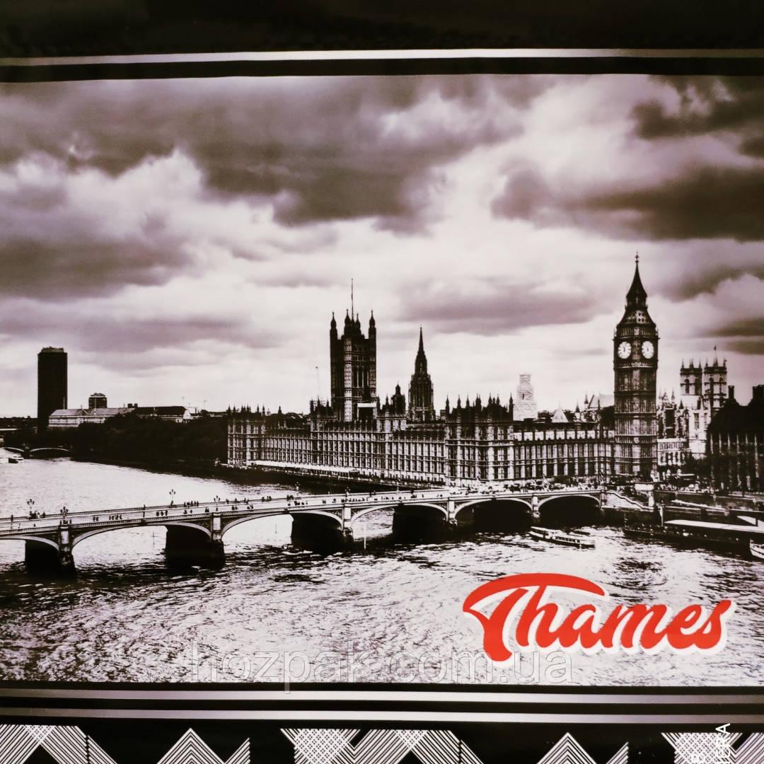 """Пакет с пластиковой ручкой 40х40 10шт. """" Thames"""""""