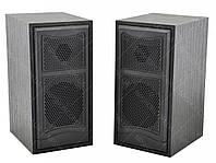 Компьютерные деревянные колонки акустика FT 102 Black
