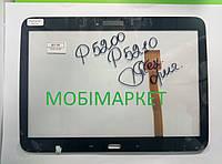Сенсор (тачскрин) дляпланшетаSamsung P5200 Galaxy Tab3, P5210 Galaxy Tab3 original черный