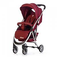 Коляска прогулочная CARRELLO Gloria CRL-8506 Rose Red (резиновые колеса)