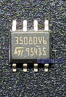 EEPROM ST M35080V6 35080 V6 CAR CHIP SOP-8 ST 100% Новые оригинальные